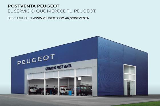 Peugeot Argentina anuncia novedades en su servicio de Postventa