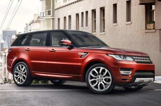 Nueva Range Rover Sport