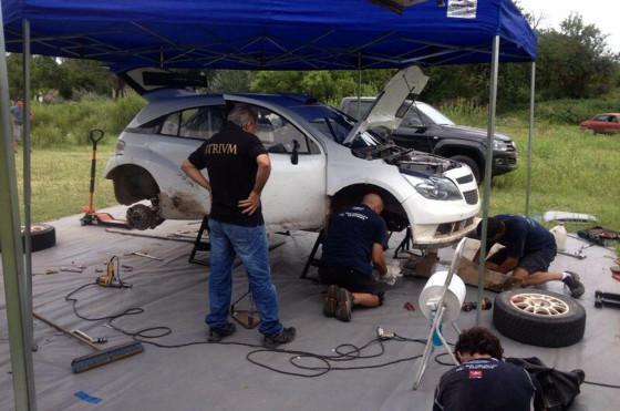 El Tango Rally Team ya trabaja sobre el Agile 2014.