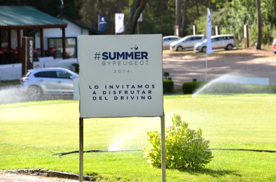 Verano 2014: hasta marzo, el #SummerByPeugeot dice presente en Pinamar y Cariló
