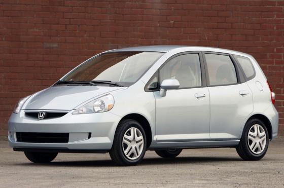 Honda llama a recall preventivo a los Fit vendidos entre 2003 y 2008