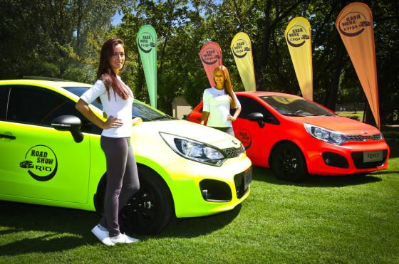 Kia Road Show: Kia Argentina lanza una promo para viajar al Mundial de Brasil 2014