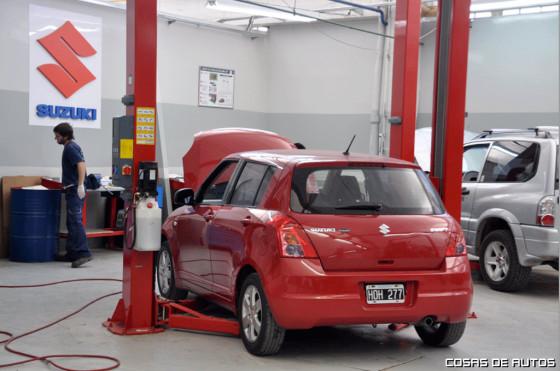 Free Check Up Campaign de Suzuki Argentina