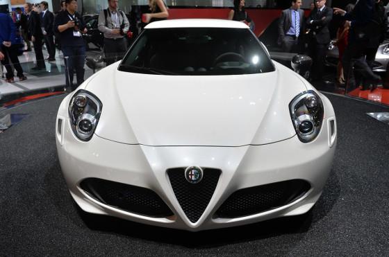 Alfa Romeo vuelve a EE.UU. de la mano del 4C