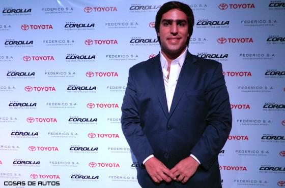 Santiago Álvarez Colodrero, gerente de Federico S.A.