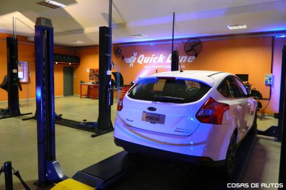 Posventa: Ford inauguró en Pilar la primera sucursal de Quick Lane en Argentina
