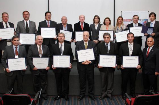 GM Argentina premió a sus mejores proveedores de 2013