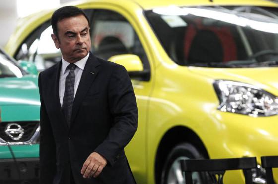 Carlos Ghosn, presidente de la alianza Renault-Nissan.