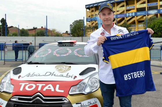 Citroën Total Abu Dhabi World Rally Team