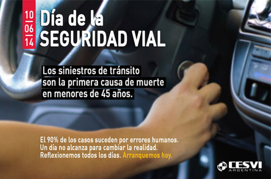 Día de la Seguridad Vial