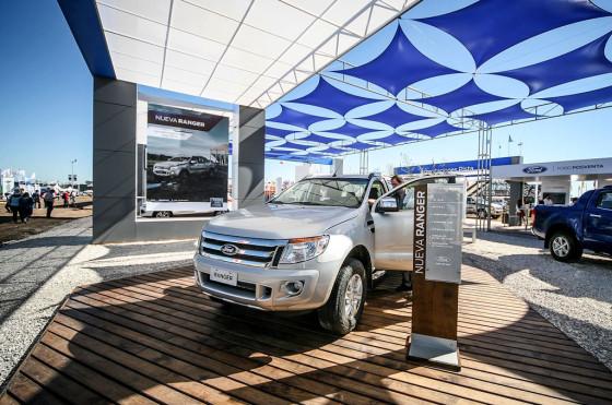 Ford, nuevamente en Agroactiva 2014