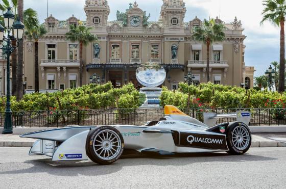 Fórmula E en Mónaco