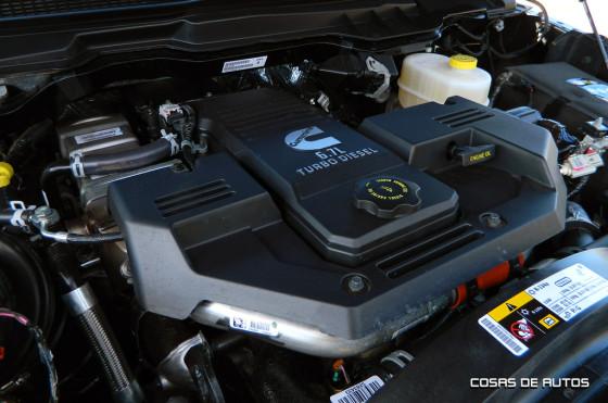 RAM 2500 motor Turbo Diesel Cummins