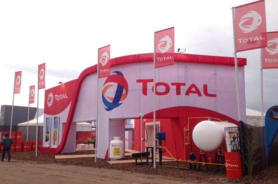 Total también está presente en Agoractiva con sus productos para el campo