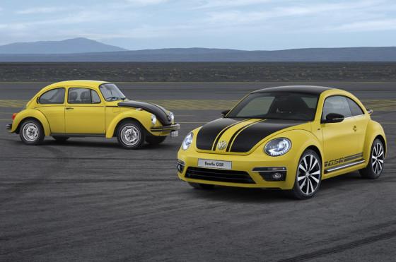 VW The Beetle GSR