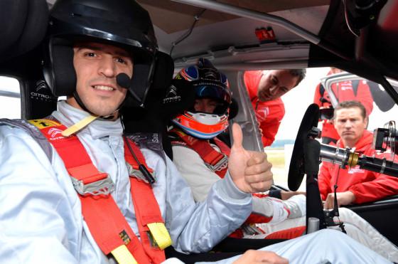 Adrenalina de la mano de Citroën Argentina y sus pilotos del WTCC