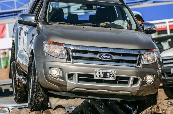 Ford es sponsor oficial de la 128º Exposición Rural Ganadera