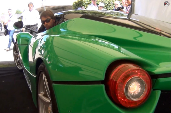 Ferrari LaFerrari de Jay Kay, líder de Jamiroquai
