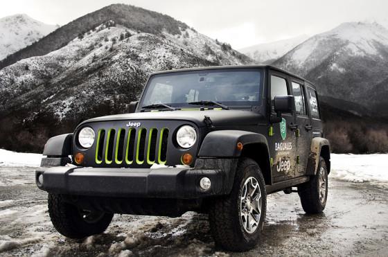 Invierno 2014: Jeep ofrece múltiples beneficios para sus clientes
