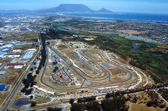 Autódromo de Kyalami en Sudáfrica