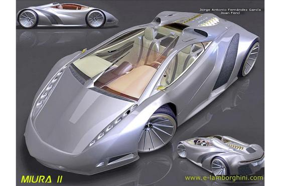 Lamborghini Miura II