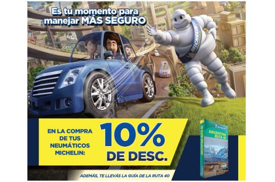 Promo Invierno de Michelin