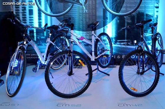 Peugeot Argentina apuesta a la movilidad sustentable y lanzó su línea de bicicletas