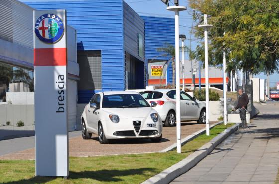 Brescia Automotores concesionario oficial Alfa Romeo en Córdoba