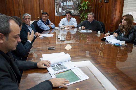 RSE: con el apoyo de Fiat Auto nace en Córdoba el Club Juan Pablo II