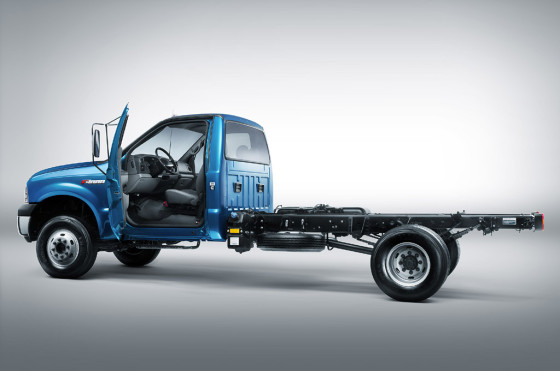 Ford F-4000 4x2