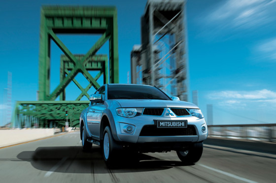 Mitsubishi L200 2.5 High-Power