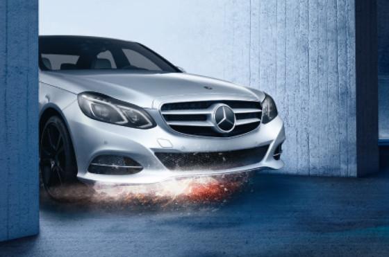 Mercedes-Benz E500 Guard blindado