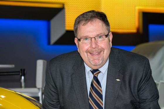 Tim Mahoney. CMO Global de Chevrolet