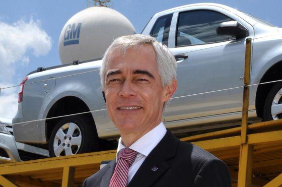 Jaime Ardilla, presidente de GM Sudamérica