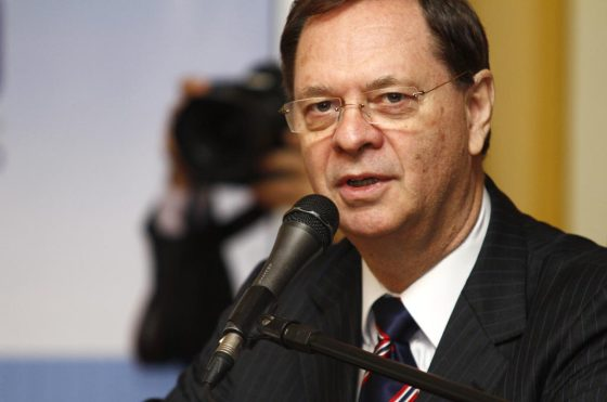 Cledorvino Belini, presidente del grupo Fiat-Chrysler de América Latina