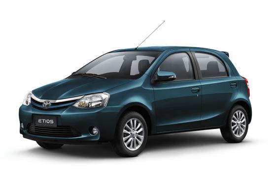 Nuevo Toyota Etios