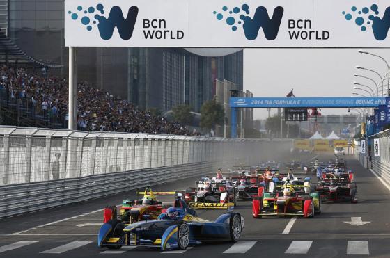 e-prix de China de la Fórmula E