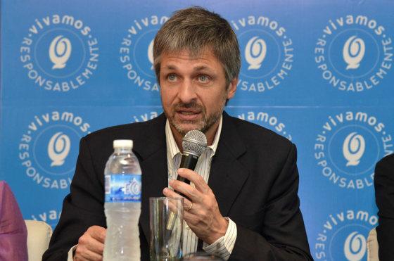 Mariano Botas, de Quilmes.