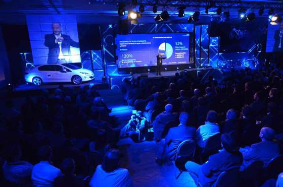 Posventa: Peugeot realizó en Mar del Plata su convención anual