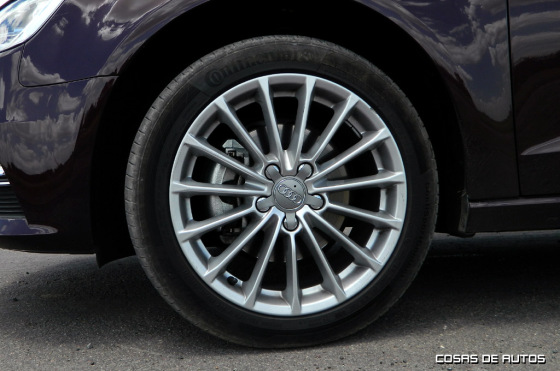 Test Audi A3 - Foto: Cosas de Autos