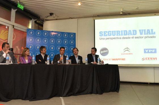 Quilmes, ANSV, CESVI, Citroën, Mapfre e YPF juntas en la Semana de la promoción del Consumo Responsable