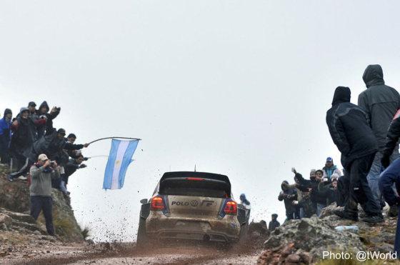 #WRC: el Rally de Argentina 2015 se adelanta para el 16 de abril