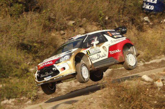 #WRC: en 2015, el Rally de Argentina se adelanta para el 16 de abril