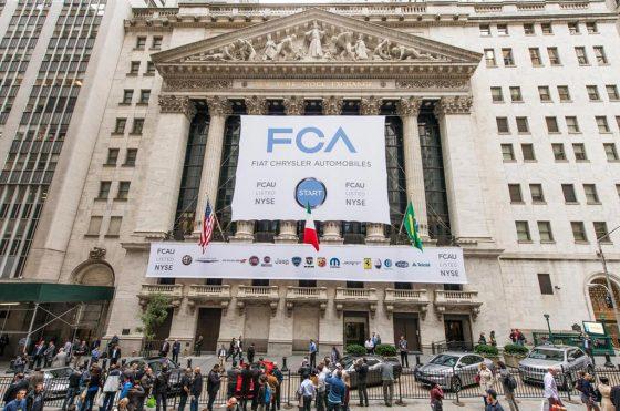 Se completó la fusión que da vida a FCA, Fiat Chrysler Automobiles N.V.
