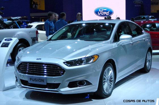 Ford Fusion en San Pablo