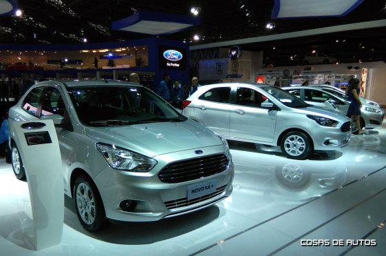 Ford Ka+ en San Pablo