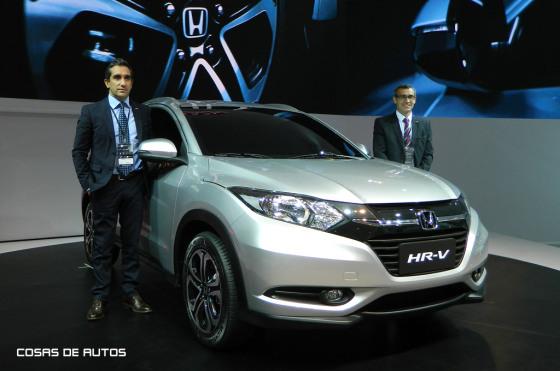 Honda HR-V se hará en Argentina