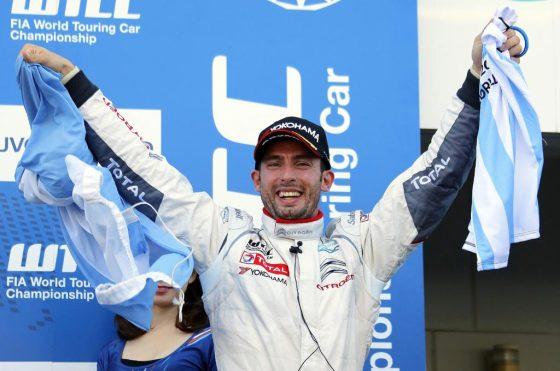 Pechito López se consagró campeón mundial del WTCC con Citroën