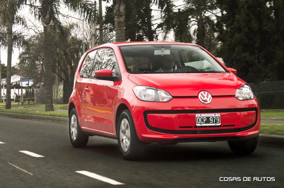 #Test: Cosas de Autos probó el Volkswagen up!