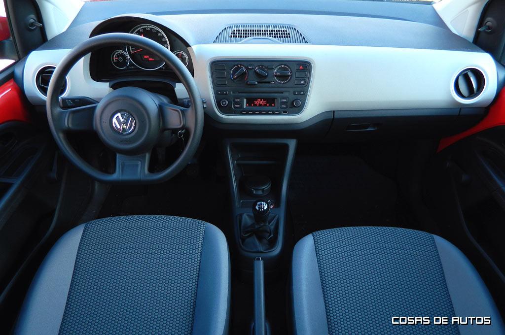 Test Cosas De Autos Prob 243 El Volkswagen Up Versi 243 N Move